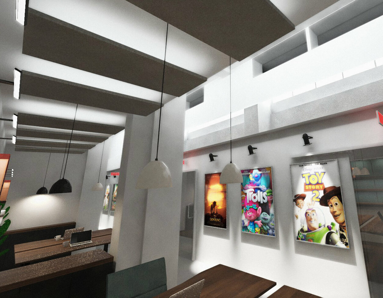 7 - Lounge Area B
