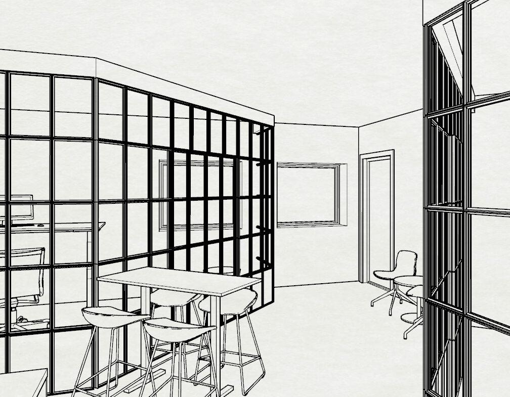 Foyer 1 Indgang