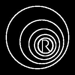 Ro Logo 2 B_White